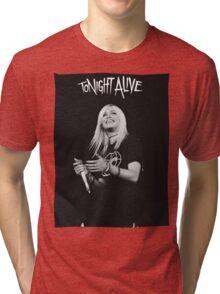 Jenna Mcdougall - Tonight Alive. Tri-blend T-Shirt