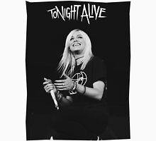 Jenna Mcdougall - Tonight Alive. Unisex T-Shirt