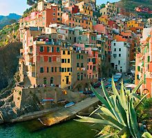 Italy. Cinque Terre - Canal side by JessicaRoss