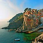 Italy. Cinque Terre - canals by JessicaRoss