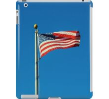 Hooray for the Red, White, and Blue iPad Case/Skin