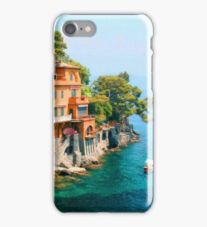 Italy. Portofino iPhone Case/Skin