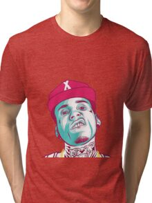 KID INK Head! Tri-blend T-Shirt