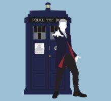 Twelve and the TARDIS by Ebonrook
