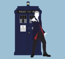 Twelve and the TARDIS by Ebonrook