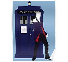 Twelve and the TARDIS Poster