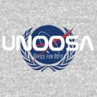 UNOOSA 'United Nations Office for Outer Space Affairs' by inesbot