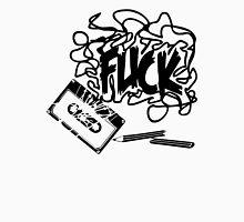 Tape Fuck! :-/ Unisex T-Shirt
