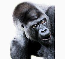 Say What Surprised Gorilla Unisex T-Shirt