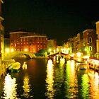 Italy. Venice Night lights by JessicaRoss