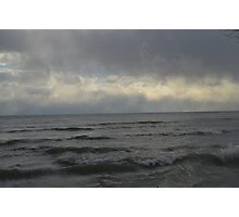 Choppy Waters Photographic Print
