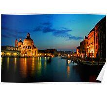 Italy. Venice celebration Poster
