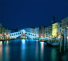 Italy. Venice in blue by JessicaRoss