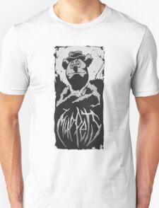 Death Metal Fozzie Muppets Unisex T-Shirt