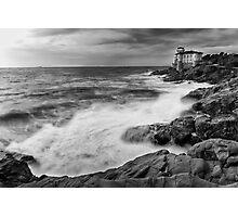 Italian coast Photographic Print