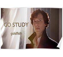 Go Study-Sherlock Holmes v3 Poster