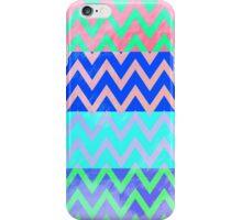 Chevron Spring iPhone Case/Skin