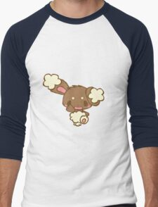 Cute Buneary Men's Baseball ¾ T-Shirt