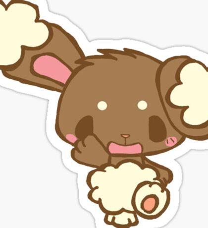 Cute Buneary Sticker