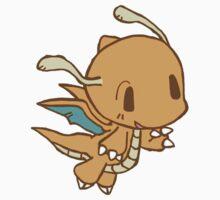 Cute Dragonite by Daanrekers