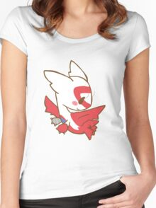 Cute Latias Women's Fitted Scoop T-Shirt