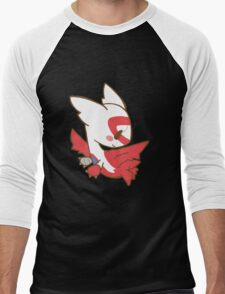 Cute Latias Men's Baseball ¾ T-Shirt