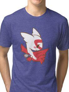 Cute Latias Tri-blend T-Shirt