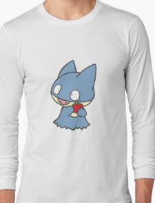 Cute Munchlax Long Sleeve T-Shirt