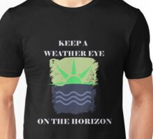Keep A Weather Eye On the Horizon T-Shirt