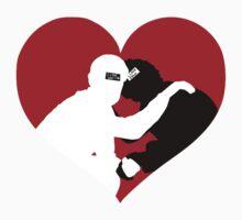 Madonna & Sherlock Holmes by Bambigethigher