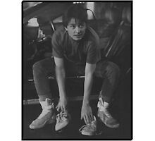 M.Mcfly Photographic Print