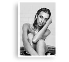 Bathing Beauty #4 Canvas Print
