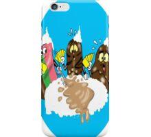 HOLD 'EM POKER CARTOON iPhone Case/Skin
