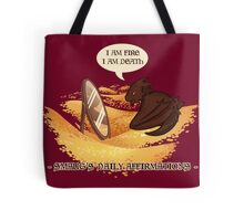 Smaug's Daily Affirmations Tote Bag
