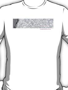 Colin Gabriel Concentric Circles T-Shirt