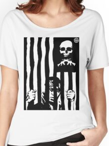 Flag's prisoner Women's Relaxed Fit T-Shirt