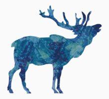 Blue Moose by austinwasinger