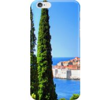 Croatia Treescape iPhone Case/Skin