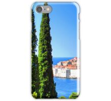 Croatia Treescape iPhone Case/Skin
