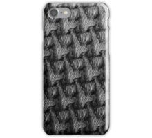 B&W Pups iPhone Case/Skin