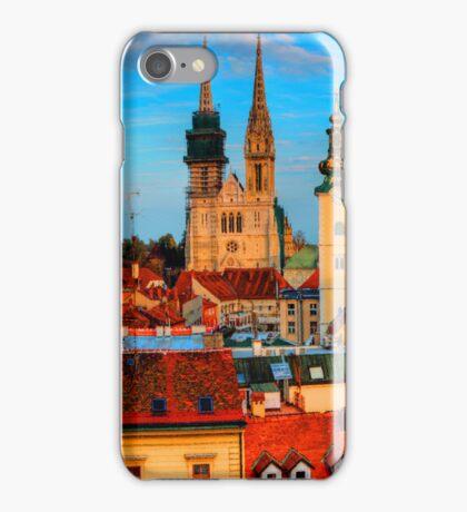 Croatia Cathedral  iPhone Case/Skin