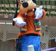 Goofy!  by Lexie  Ramos