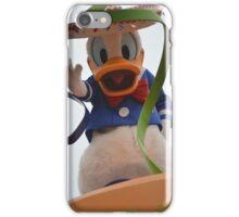 Donald Duck!  iPhone Case/Skin