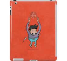 greatest basketball player iPad Case/Skin