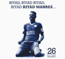 Riyah Mahrez - Leicester City Wizard! by lcfcworld