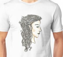 Elven lady Unisex T-Shirt