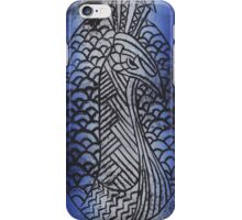 Lino Peacock iPhone Case/Skin