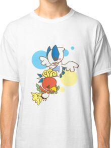 Lugia And Ho-Oh Classic T-Shirt