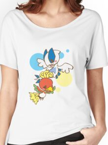 Lugia And Ho-Oh Women's Relaxed Fit T-Shirt
