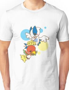 Lugia And Ho-Oh Unisex T-Shirt